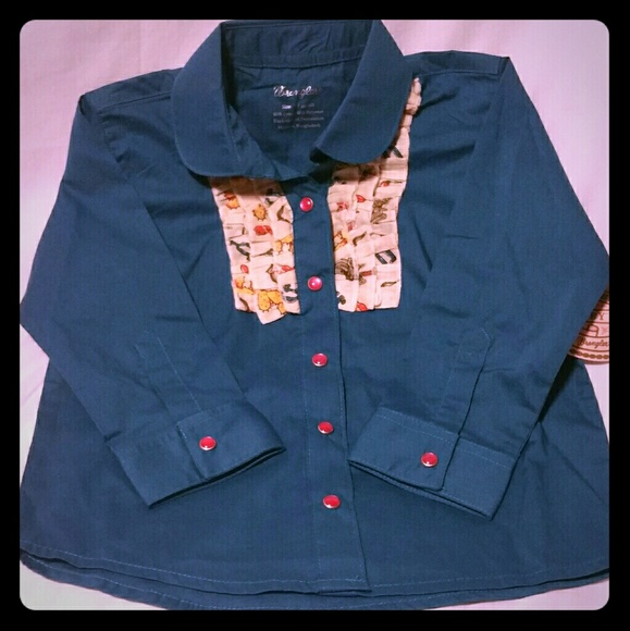 7342b9028 All Around Baby By Wrangler Shirts & Tops | Wrangler Baby Western ...